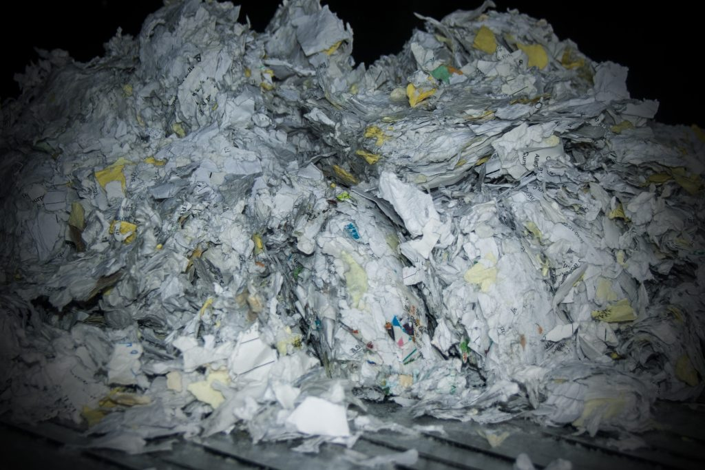 shredded documents scranton pa